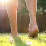 Çıplak Ayakla Yürüme