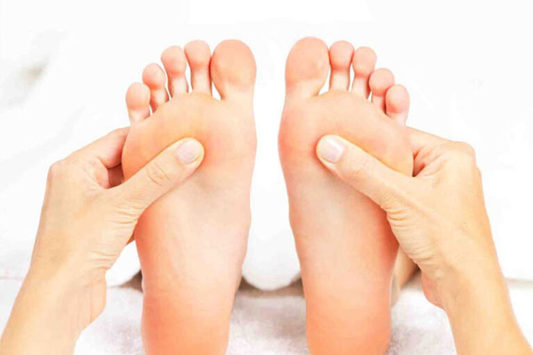 reflesoloji ayak masajı nedir
