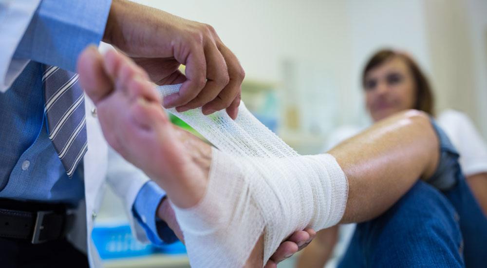 ayak mantarı nedir tedavisi nasıldır